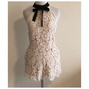 DO+BE Lace Jumper